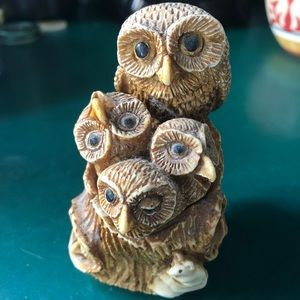 Owl Vessel super cute